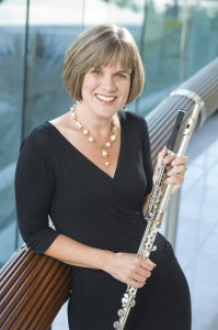 BFA Guest Artist Catherine Payne, Solo Piccolo with San Francisco Symphony